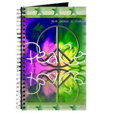 Give Peace a Chance Journal