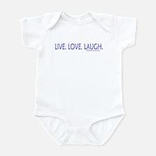 Live Love Laugh Infant Bodysuit