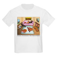 Domestic Dachshunds T-Shirt