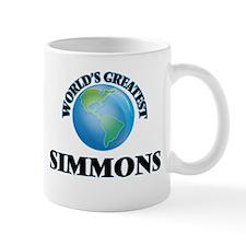 World's Greatest Simmons Mugs