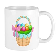 Easter Basket Mugs