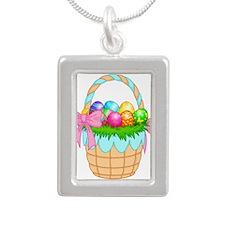 Easter Basket Necklaces