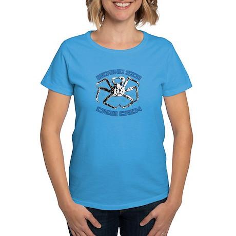 CRAB CREW Women's Dark T-Shirt