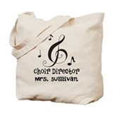 Choir director Regular Canvas Tote Bag