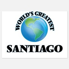 World's Greatest Santiago Invitations