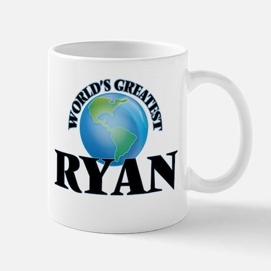 World's Greatest Ryan Mugs