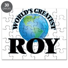 World's Greatest Roy Puzzle