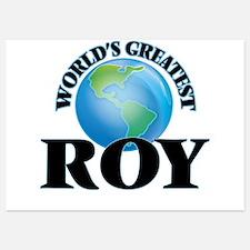 World's Greatest Roy Invitations