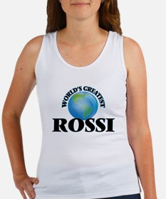 World's Greatest Rossi Tank Top