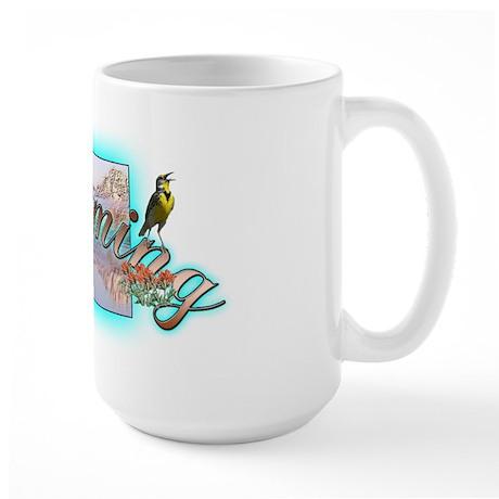Wyoming Large Mug