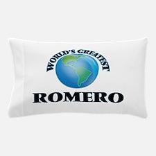 World's Greatest Romero Pillow Case