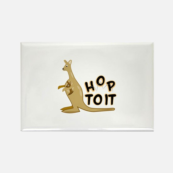 Hop to It Magnets