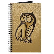 Owl Symbol Color Journal