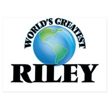World's Greatest Riley Invitations