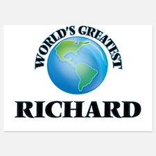 World's Greatest Richard Invitations