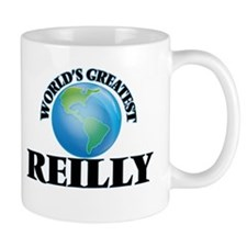 World's Greatest Reilly Mugs