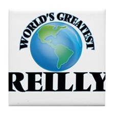 World's Greatest Reilly Tile Coaster