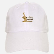 Better Together Baseball Baseball Baseball Cap
