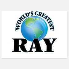 World's Greatest Ray Invitations