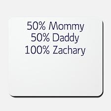 100% Zachary Mousepad