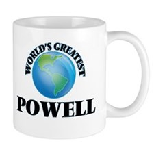 World's Greatest Powell Mugs