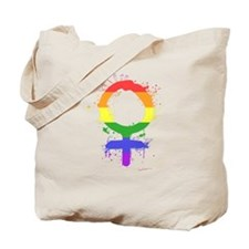 Art Symbol Tote Bag