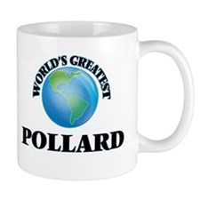 World's Greatest Pollard Mugs