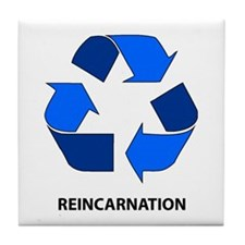 Reincarnation Tile Coaster