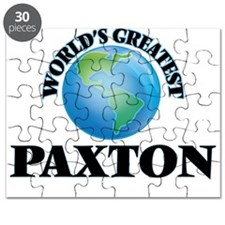 World's Greatest Paxton Puzzle