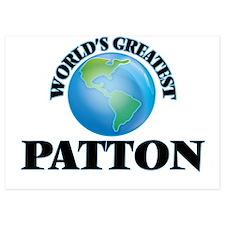 World's Greatest Patton Invitations