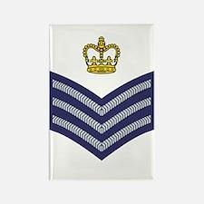 RAF Flight Sergeant<BR> Rectangle Magnet 3