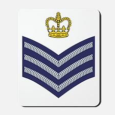 RAF Flight Sergeant<BR> Mousepad 3