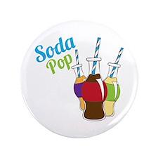 "Soda Pop 3.5"" Button (100 pack)"