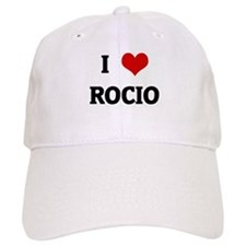 I Love ROCIO Cap