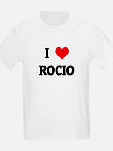 I Love ROCIO T-Shirt