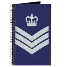 RAF Flight Sergeant<BR> Personal Log Book 3