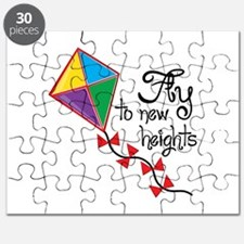 Fly to New Heights Puzzle