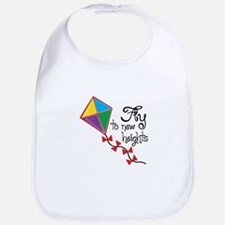 Fly to New Heights Bib
