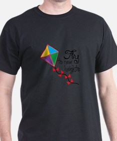 Fly to New Heights T-Shirt