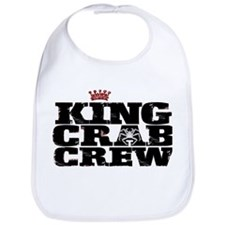 CRAB CREW Bib