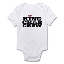 CRAB CREW Infant Bodysuit