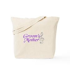 Groom's Mother(clef) Tote Bag
