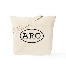 ARO Oval Tote Bag