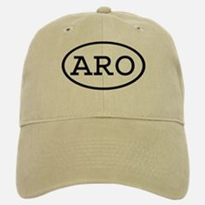 ARO Oval Baseball Baseball Cap