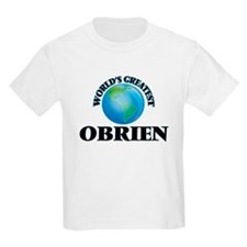 World's Greatest Obrien T-Shirt