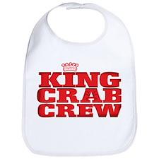 Crab Fishin Bib