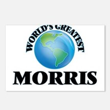 World's Greatest Morris Postcards (Package of 8)