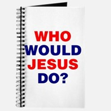 Who Would Jesus Do? Journal