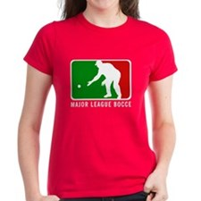 Major League Bocce (DARK SHIR Tee