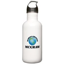World's Greatest Mcgra Water Bottle